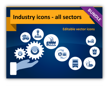 bundle_industry_sectors_icons_ppt