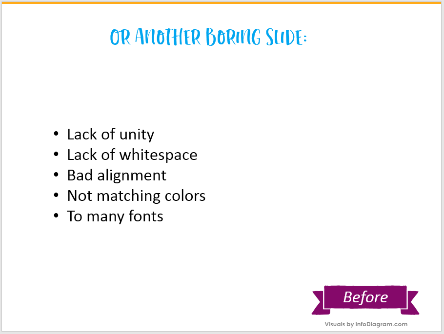 shape ppt list bullet point