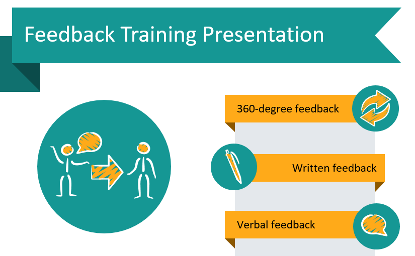 feedback slide training visuals powerpoint