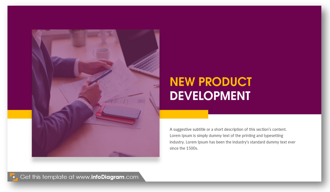 start-up new product presentation