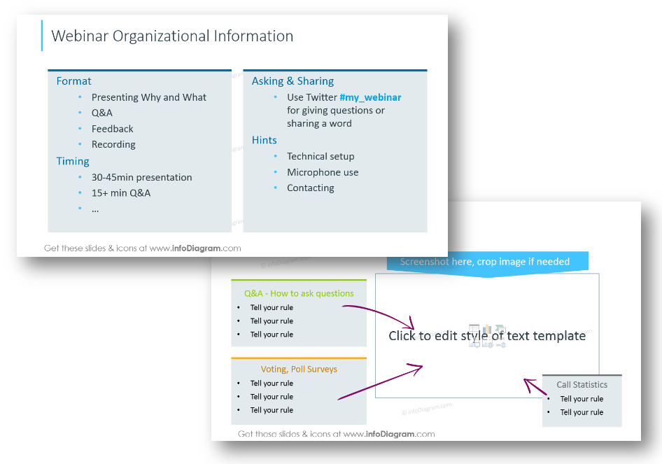 Facelifting Webinar Presentation: 14 examples for better