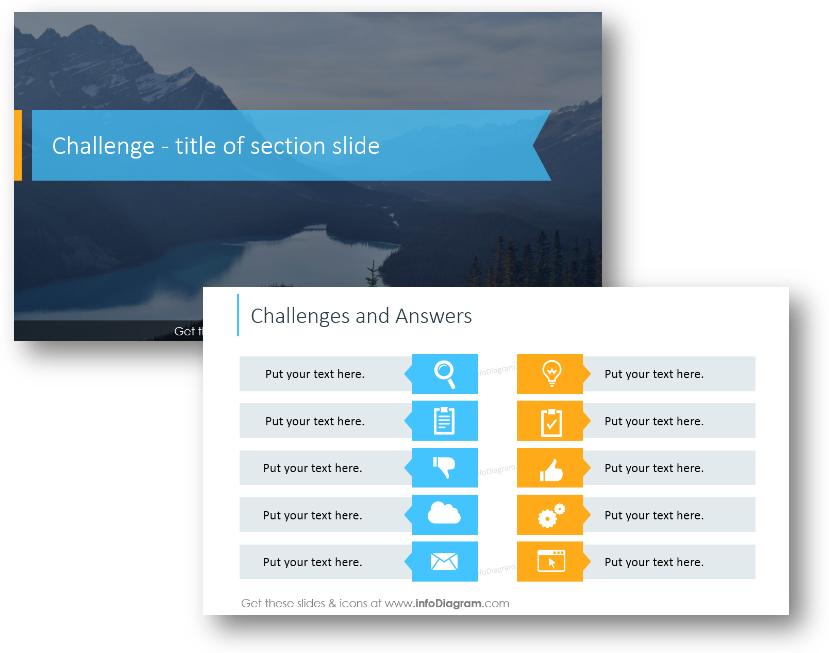 challenge challenges slide webinar template