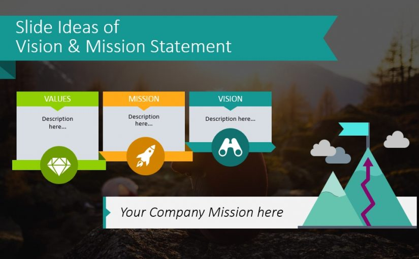 7 Slide Ideas of Vision & Mission Statement