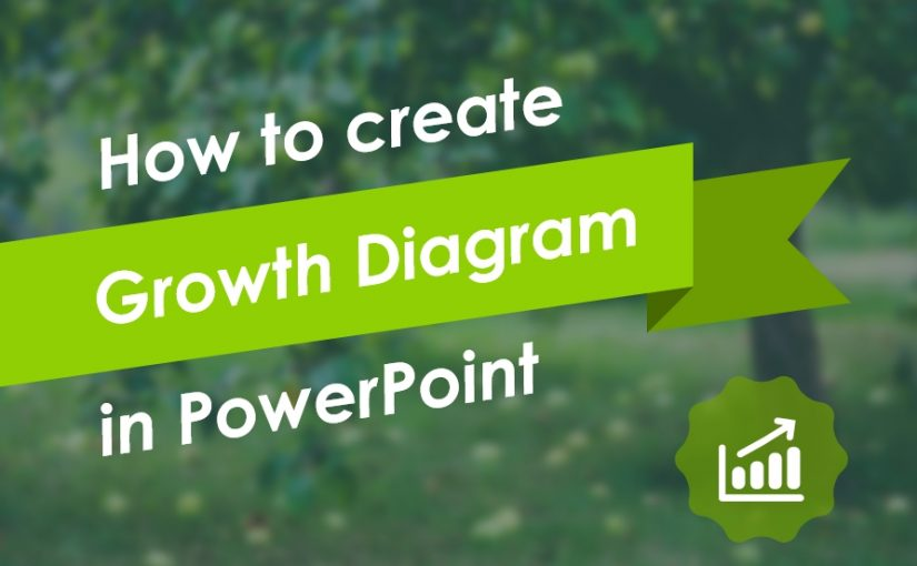 growth diagram powerpoint