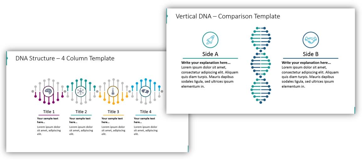 DNA diagram dna structure ppt