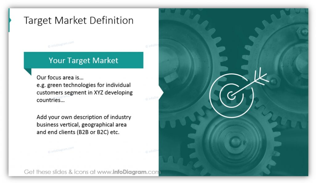 Market Analysis target market definition ppt