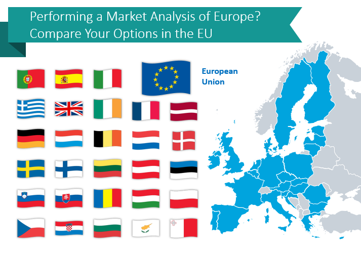Performing a Market Analysis of Europe? Compare Your Options in the EU