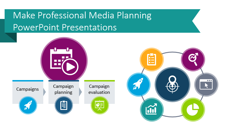 Make Professional Media Planning PowerPoint Presentations