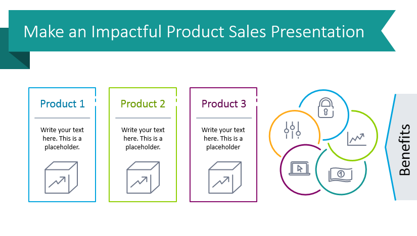 Product Sales presentation for powerpoint