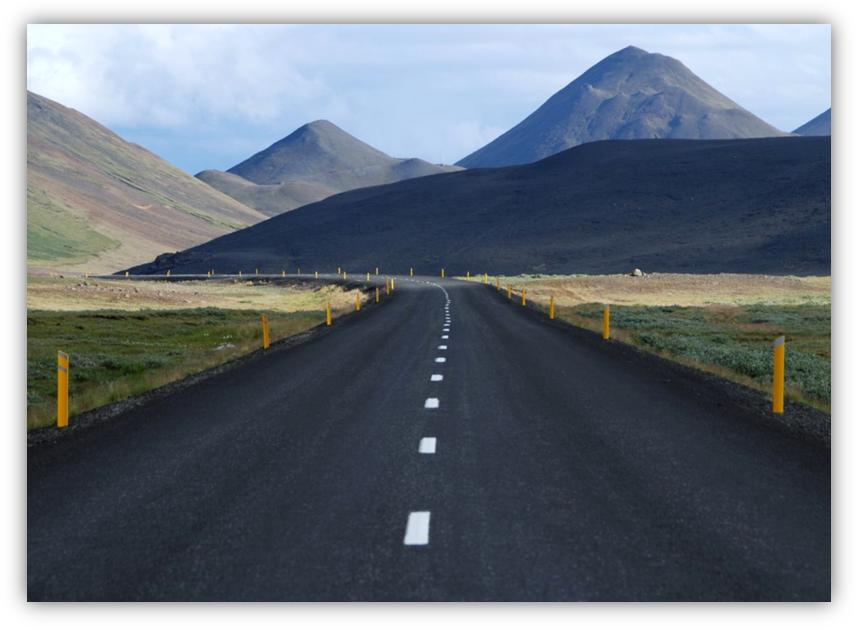 roadmap slides road picture ppt