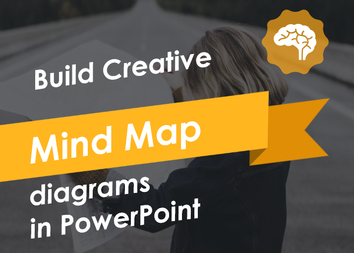 Build Creative Mind Map Diagrams in PowerPoint