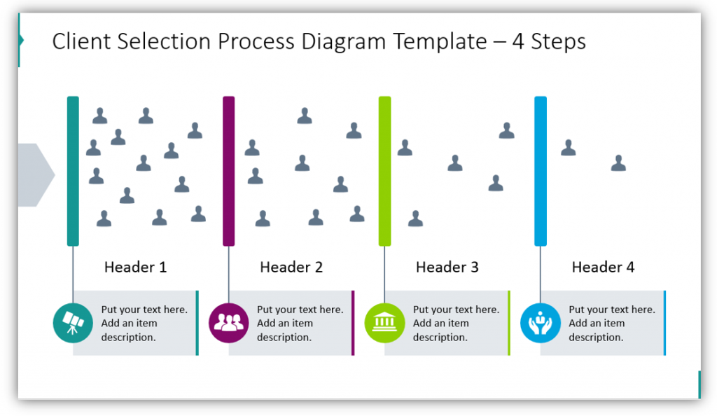 Creative Uses For Filter Process Diagrams In Powerpoint