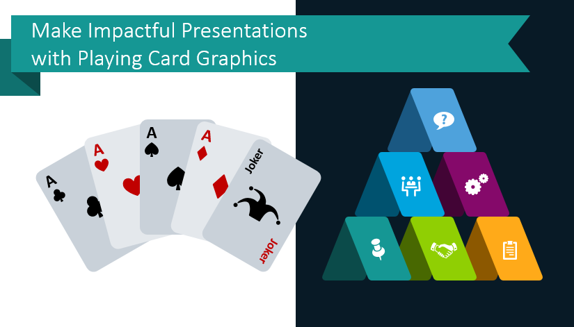 Make Impactful Presentations with Playing Card Graphics