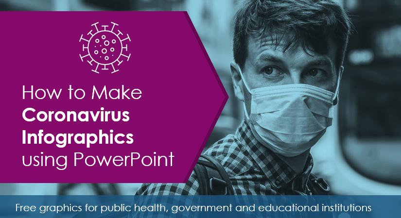 How to Make Coronavirus Infographics Using PowerPoint