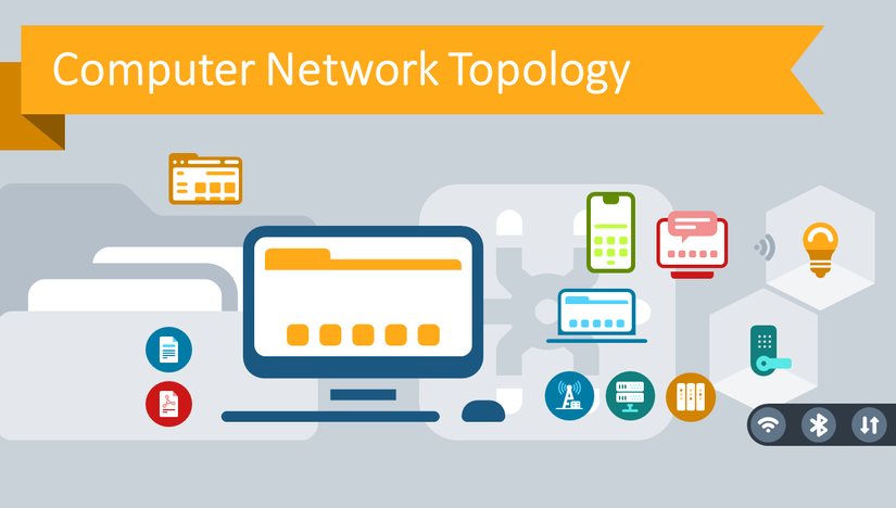 Use Creative IT Diagrams to Present Network Topology