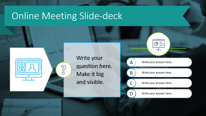 Keep Online Meetings on Track with PowerPoint
