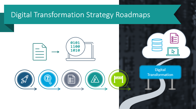 Use Innovative Digital Transformation Graphics to Boost Your Next Presentation