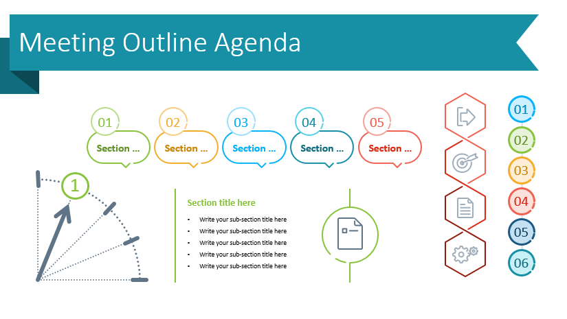 Use PowerPoint for Creating Your Next Meeting Agenda