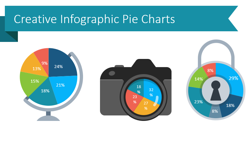6 Creative Alternatives for Pie Charts in PowerPoint