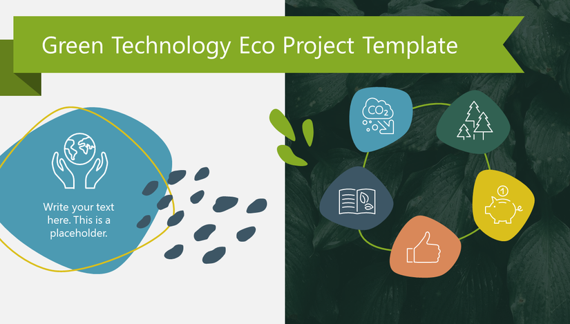 Present Your Green Technology Project or Idea Visually in PowerPoint