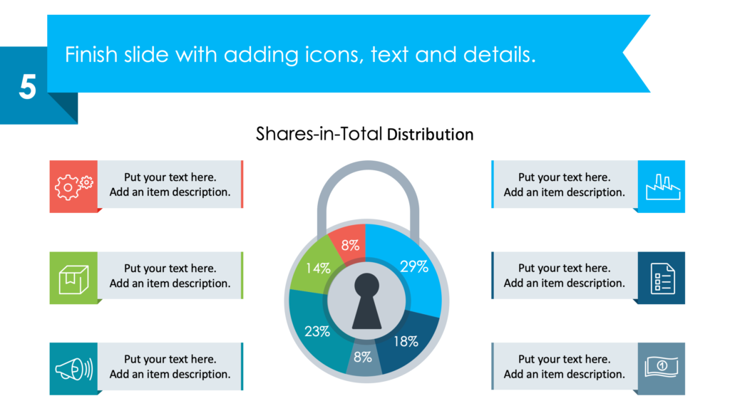 guide on creating data pie ppt chart slide final step