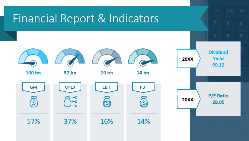 10 Slide Ideas for Financial Report Presentation