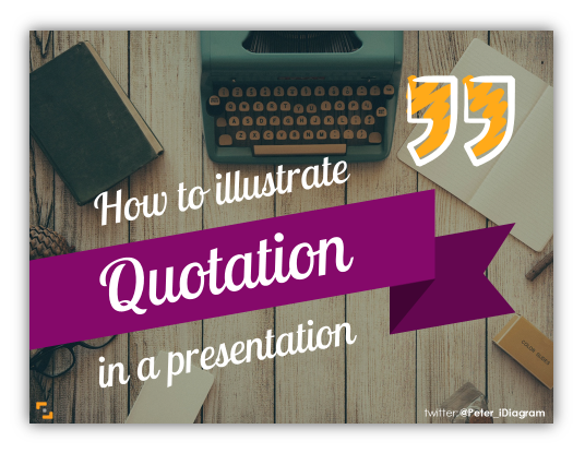 7 Ideas of Designing a Quote Slide