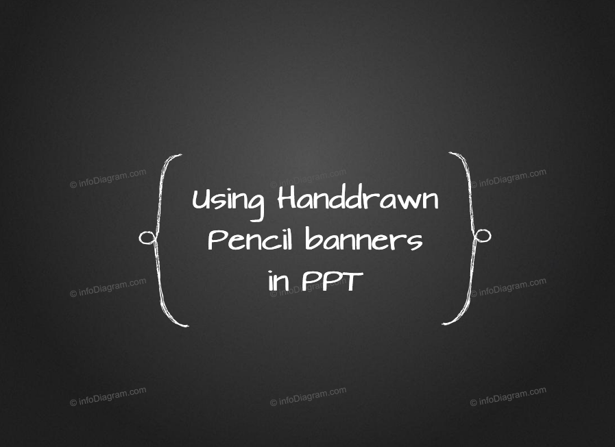 5 Creative Ideas to Use Sketched Banners in PowerPoint