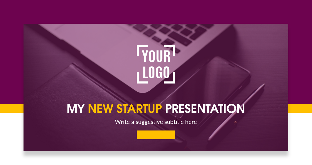 Strongly Visual Investor Pitch Presentation Tips and Graphics