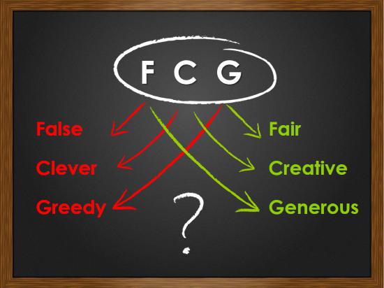 Illustrating Business Model Acronym