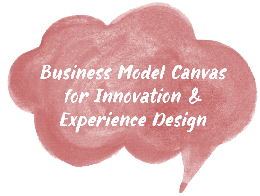 Using Business Model Canvas for Innovation and Experience Design [client story]